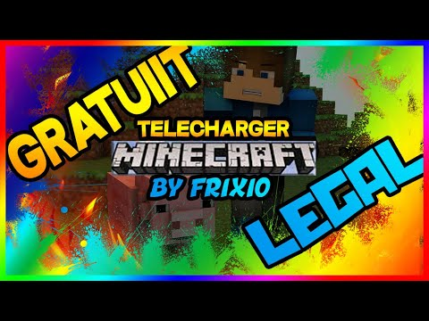 tuto 1 telecharger minecraft gratuitement et legalement sur pc youtube. Black Bedroom Furniture Sets. Home Design Ideas
