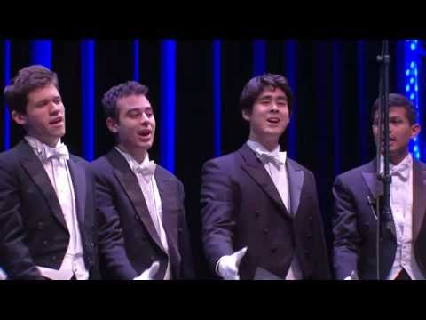 Millennium Stage May 3, 2016 - Yale Whiffenpoofs