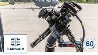 60 Sekunden Bundeswehr: Die Mini-Gun MG6