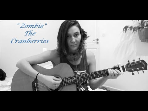 Zombie - The Cranberries - guitar cover by Diapason Hypnotic