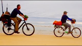 Beach Bike Camping, Diving, Fishing,   Lobster catch and cook