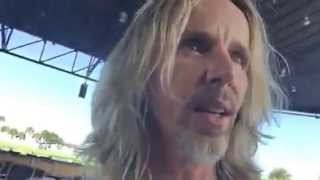 Tommy Shaw of Styx: Backstage Pass