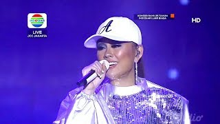[HD] AGNEZ MO - Coz I Love You | Live HUT 25 Indosiar