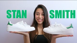 Stan Smith Unboxing + Review + On Feet Look