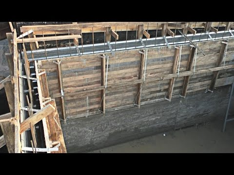 BC: Бетонирование стен подвала. Загадка №3