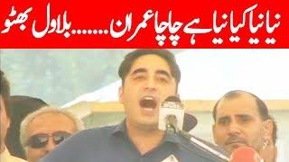 Naya Naya Kaya Naya Kiya Hai Chacha Imran | Bilawal Bhutto - Headlines - 6 PM - 5 Aug 2017