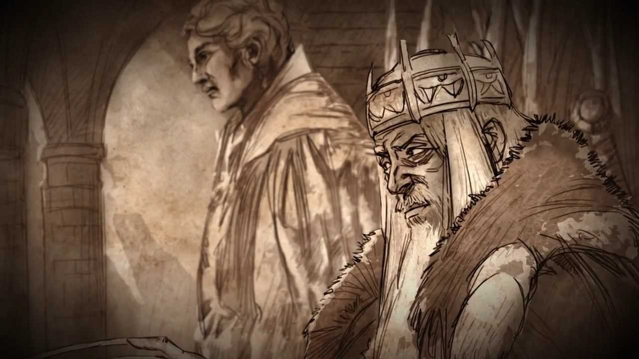 Download Game of Thrones - History and Lore - Mad King Aerys (House Lannister)