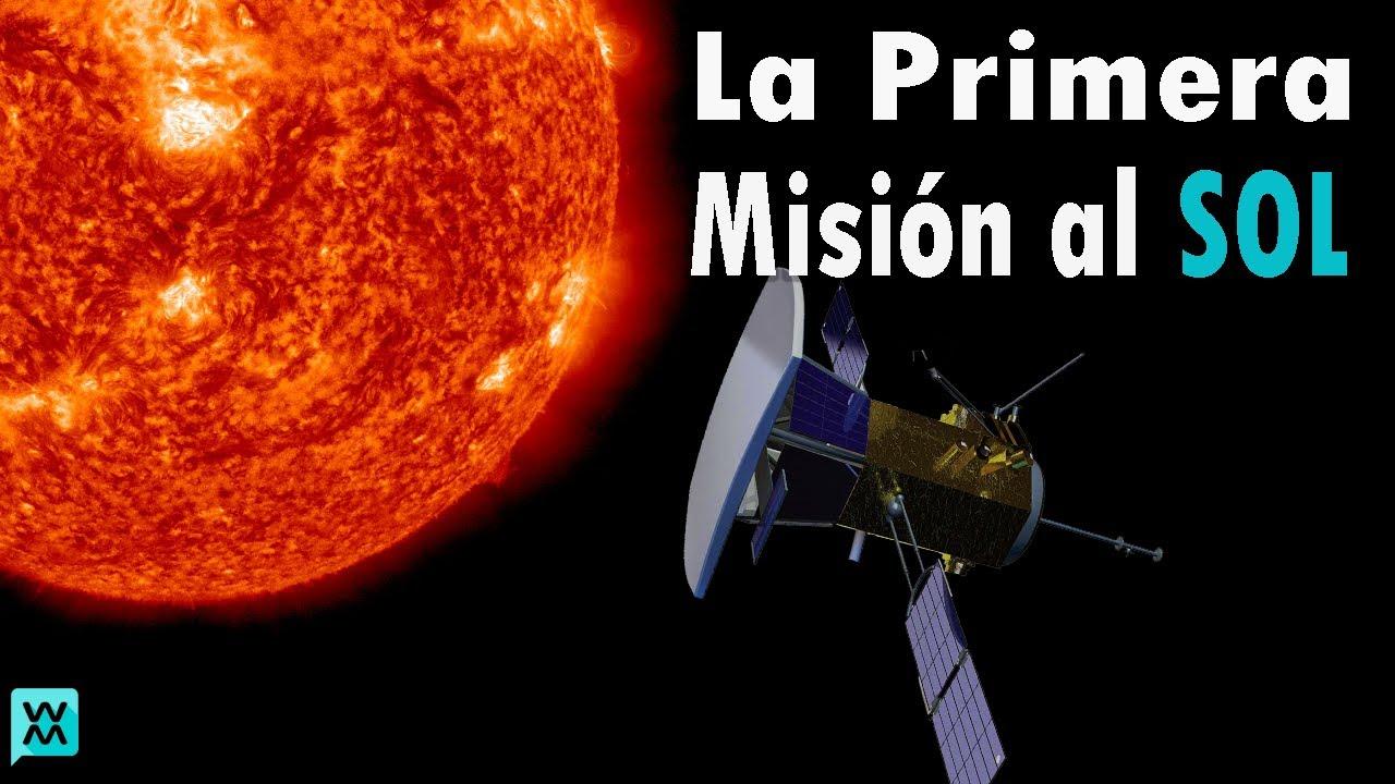 Primera Misión Espacial al Sol
