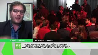 Législatives au Canada : «Il faut surveiller la remontée spectaculaire du bloc québécois»