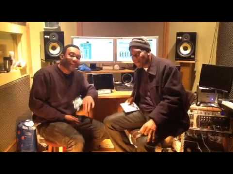 TV SOUND SYSTEM presents George Nooks - The Interview