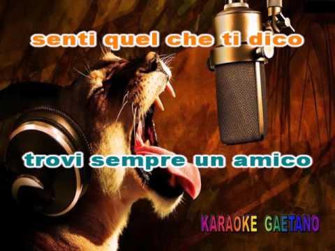 Oliver Onions Orzowei Con cori Karaoke