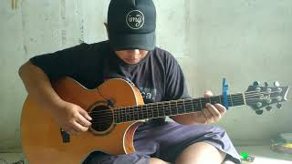 Download lagu Elkasih - Kau Tigakan Cintaku (COVER fingerstyle)