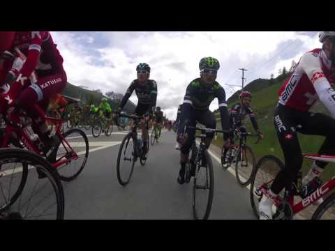 #InsideOut - On-board footage of Tour de Suisse Stage 9
