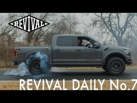 Ford Raptor Upgrade = Burnouts Galore! // Revival Daily No. 7