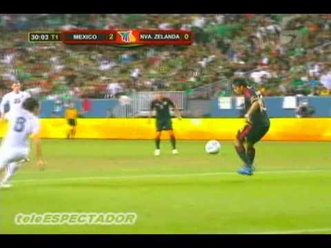 Nueva Zelanda vs Honduras 1-0 [26/5/12] Amistoso Internacional from YouTube · Duration:  3 minutes 44 seconds