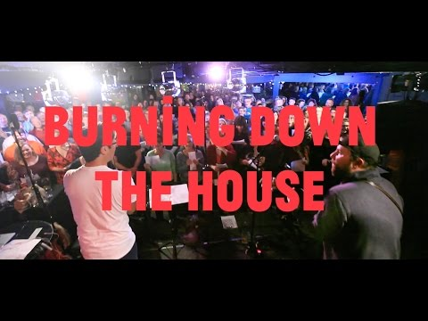 Choir! sings Talking Heads - Burning Down The House