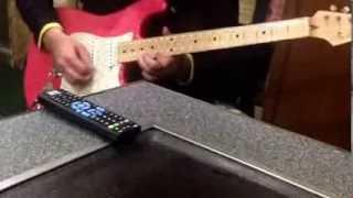 SATSUMA3042師匠のお弟子さんのアナーキーさんのギターを使用しての、ア...