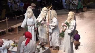 00165 XVIII Starptautiskais masku tradīciju festivāls. Rīga. Ziemeļblāzmas k/p. 25.02.17.
