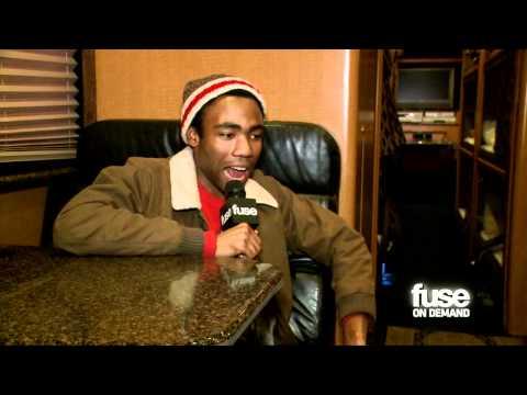 Childish Gambino Interview (January 2012)