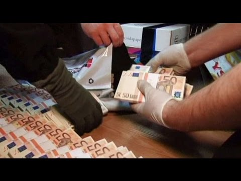 One Million Fake Banknotes Seized In Poland