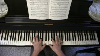 BACH CHORALE (BWV 315): Gib dich zufrieden und sei stille