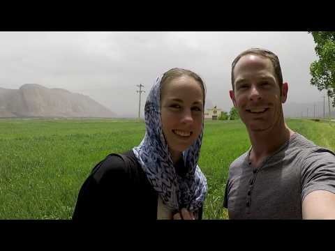 Chad and Jess Big Adventure - Month 13 - Iran