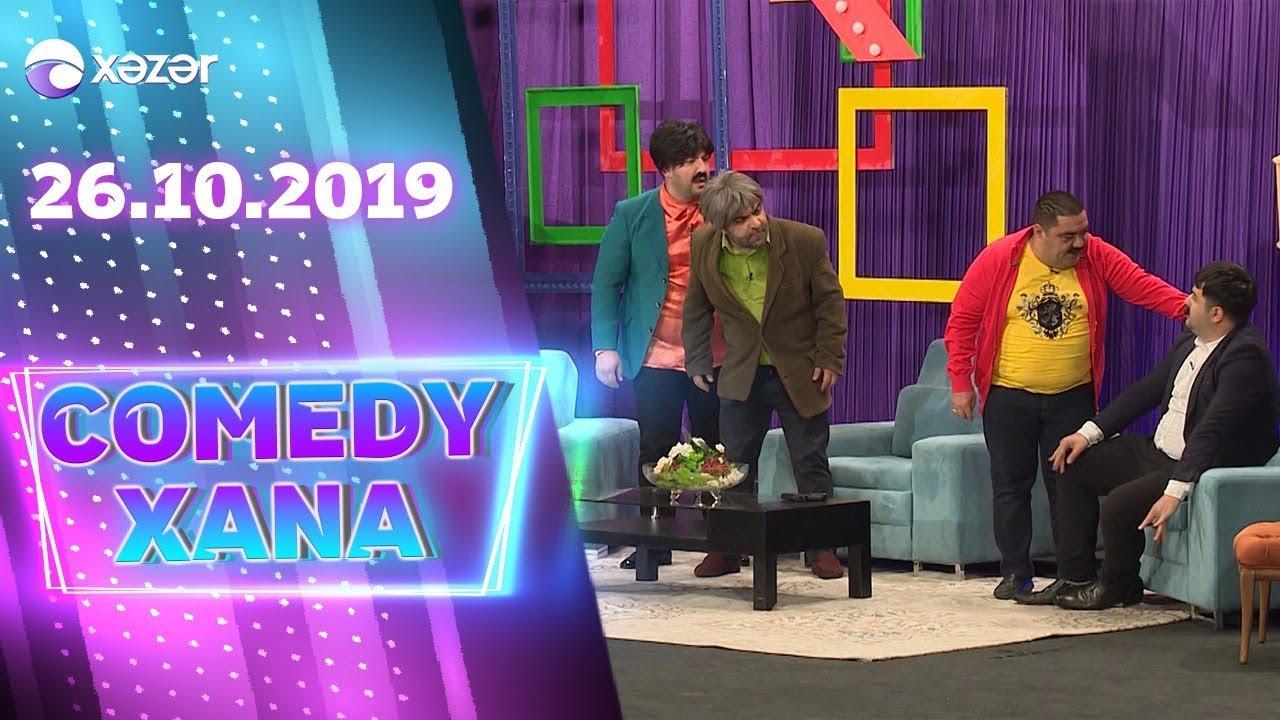 Comedyxana - 2-ci Bölüm 26.10.2019