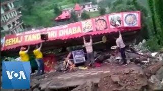 Building Collapse in North India Kills at Least 12