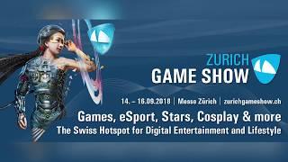 ZURICH GAME SHOW Trailer 2018