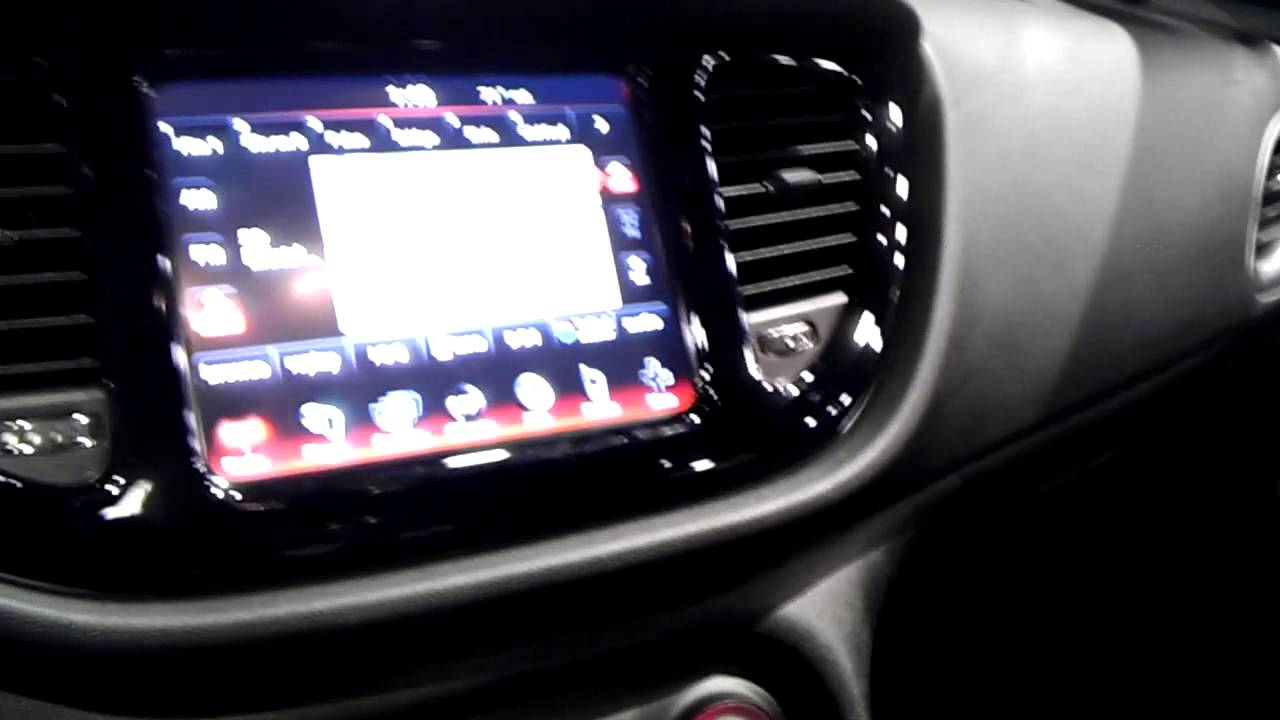 2013 Dodge Dart Limited Alpine Speaker Demo Youtube