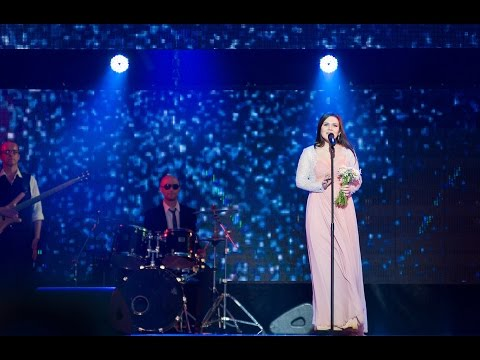 Dina Garipova - What If - Live at a concert in Russian city of Murom
