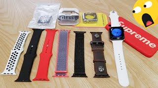 Apple Watch Accessories in China Madness ⌚😱😲