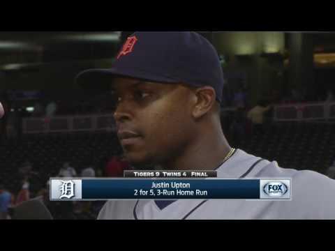 Tigers LIVE postgame 8.24.16: Justin Upton