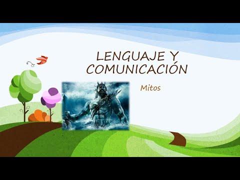 Download Lenguaje y comunicación- Mitos