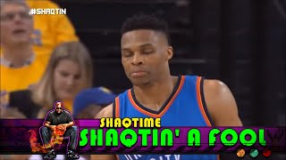 Shaqtin' A Fool: Russell Westbrook Edition