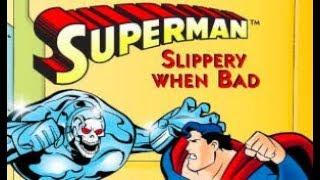 Superman - Slippery When Bad - Audio Cassette