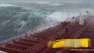 Film Değil Tamamen Gerçek - Okyanusta  Ağzınızı Açık Bırakıcak Dehşet Verici Görüntüler.! 😮