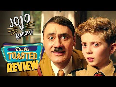 JOJO RABBIT | MOVIE REVIEW - Double Toasted