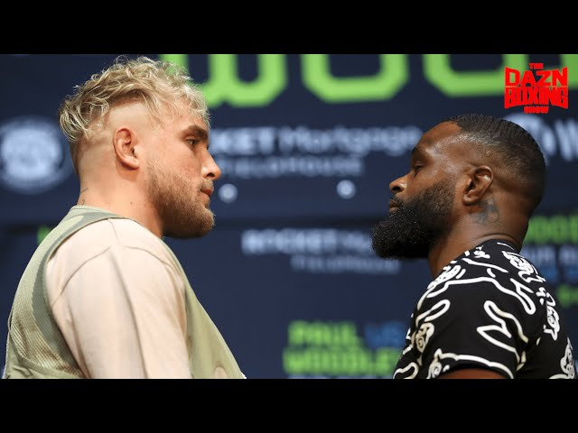 If Jake Paul Beats Tyron Woodley, Should He Be Considered A Real Fighter?