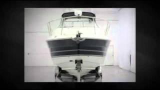 2008 Larson Cabrio 260 Cabin Cruiser Boat