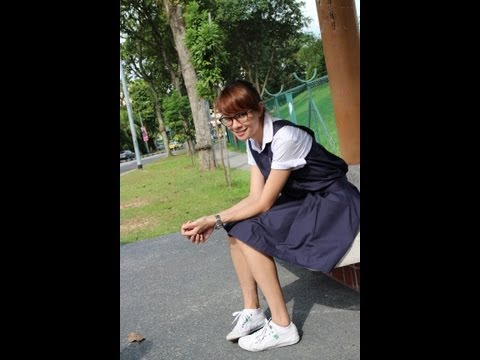 Favourite Girls' School Uniform: Raffles Edition | ChicPeek Ep 9 (School Style)