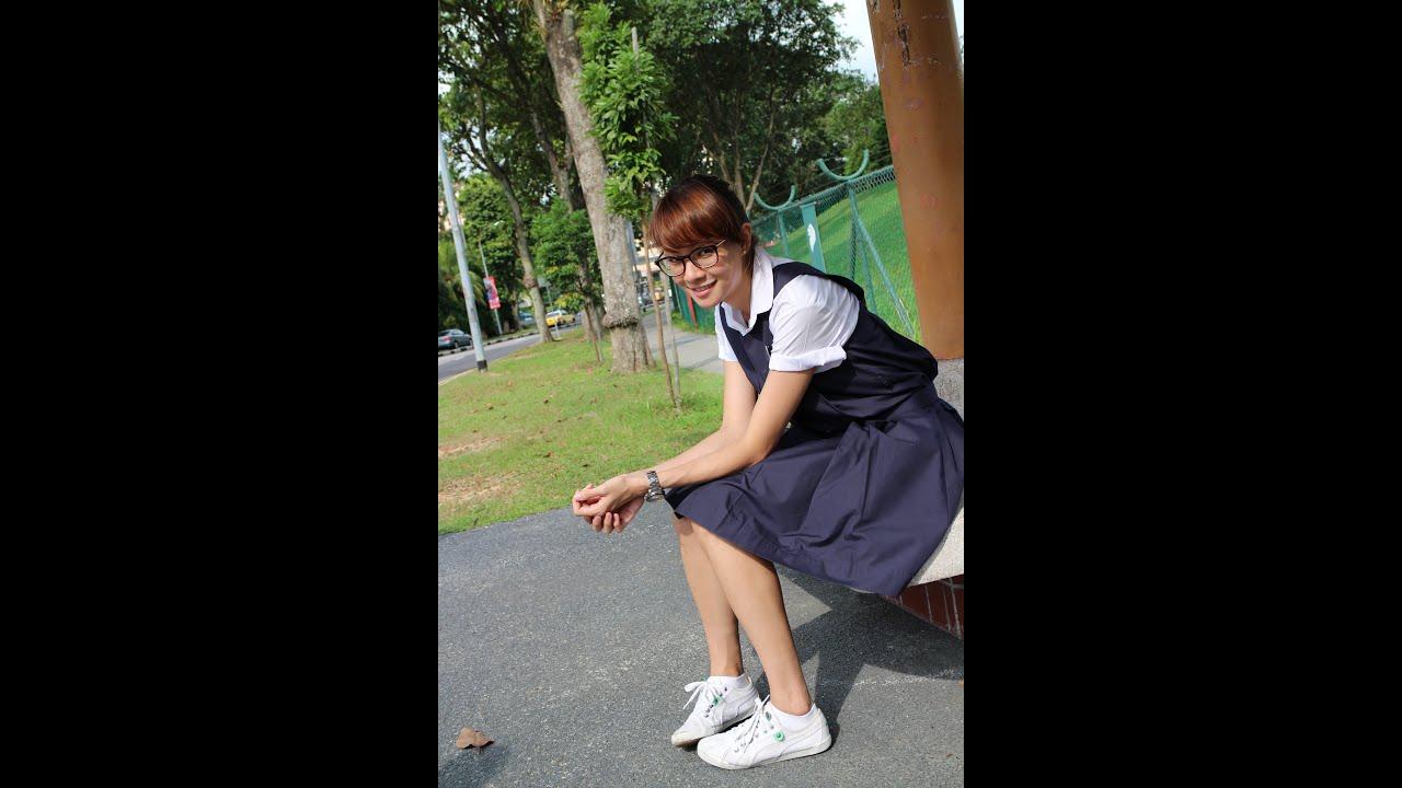 Favourite Girls School Uniform Raffles Edition