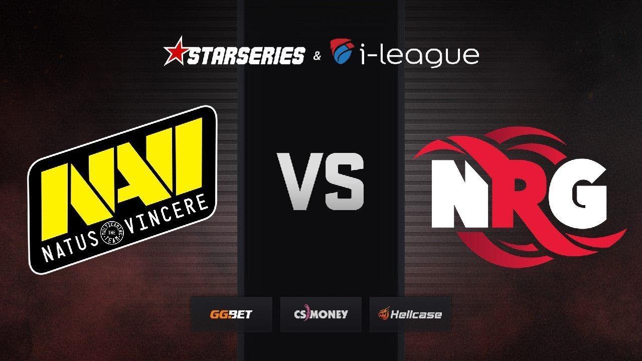 [RU] Natus Vincere vs NRG | Map 1 – Inferno | StarSeries i-League Season 7