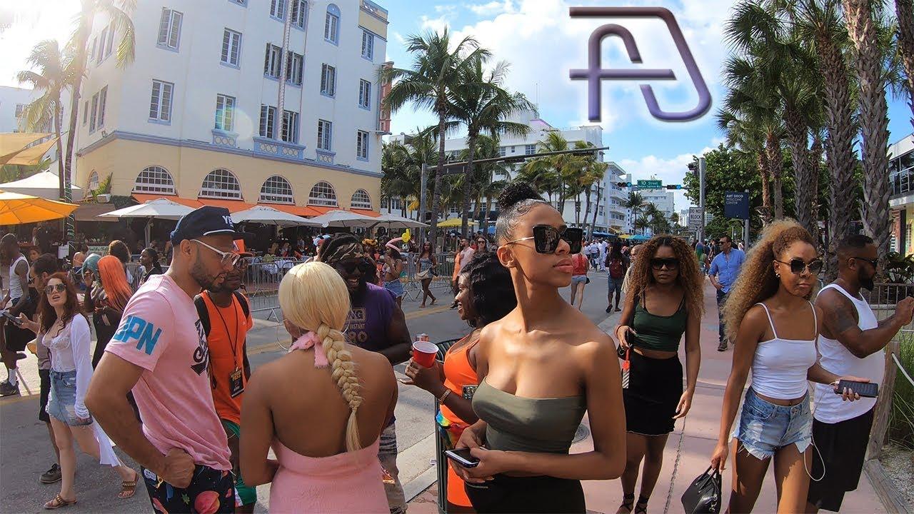 Urban Beach Week 2019 At South
