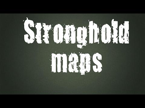 Карта для игры Stronghold №1
