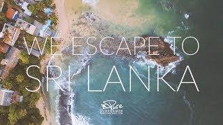 WE ESCAPE TO SRI LANKA (FULL MOVIE) PURE SURF TEAM