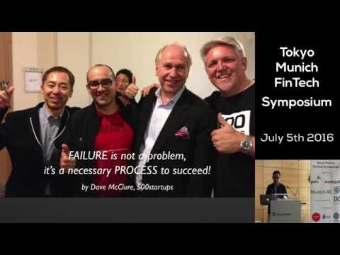 Overview of the Startup Scene in Tokyo by Ikuo Hiraishi, Tokyo-Munich FinTech Symposium