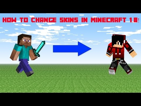 How To Change Skins In Minecraft Ed Version New