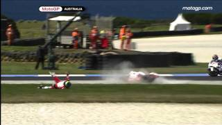 Official Video Podcast - Iveco Australian Grand Prix 2011