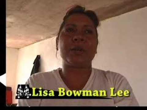Lisa Bowman Lee Dover Raceway 2008